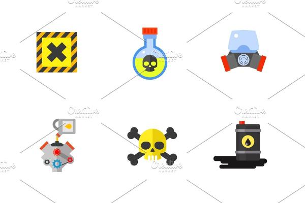 Safety precautions when handling and storing hazardous chemicals (SCP)